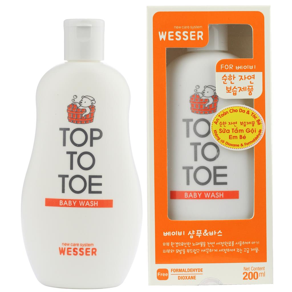 WESSER NANO TOP TO TOE